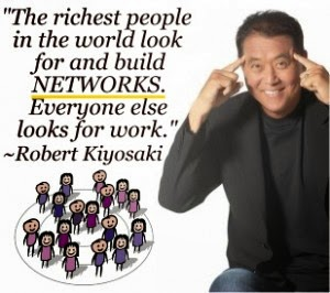 Kenapa Robert T.Kiyosaki & Donald Trump menyarankan bisnes Network Marketing?