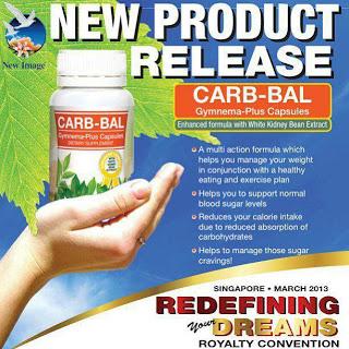 Wow!!! Produk Slimming Terbaru Carb-Bal (Carbo Blocker)