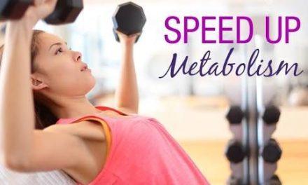 Cara Untuk Meningkatkan Kadar Metabolisme Bagi Mempercepatkan Pernurunan Berat Badan